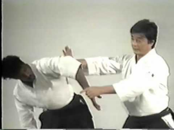 Aikido - 8Th Dan Yoshimitsu Yamada - Instructional Video.mpg