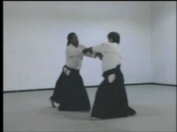 Advanced Aikido Techniques Part 1